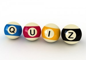 quiz billiard balls